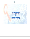 IT Security & Audit Policy