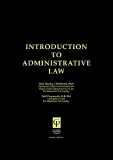 INTRODUCTION TO ADMINISTRATIVE LAW