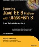 Beginning Java EE 6 with GlassFish 3 2nd Edition