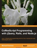 CoffeeScript Programming with jQuery, Rails, and Node