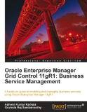 Oracle Enterprise Manager Grid Control 11gR1: Business Service Management