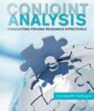 Marketing Research Methods in SAS - Experimental Design, Choice, Conjoint, and Graphical Techniques