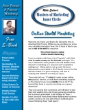 MIKE ENLOW'S MASTERS OF MARKETING INNER CIRCLE