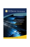 Project Management  Certificate Program Accelerate Your Career