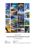 Bachelor thesis    Destination Marketing Organizations in Europe    An in-depth analysis
