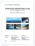 STRATEGIC MARKETING PLAN - Overcoming Development Barriers and Positioning Castle Rockfor Success