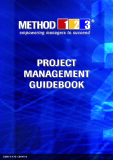 PROJECT MANAGEMENT GUIDEBOOK ISBN 0-473-10445-8