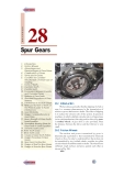 Chapter 28 Spur Gears