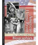 Sách World War II: Biographies