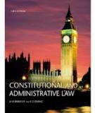 CONSTITUTIONAL AND ADMINISTRATIVE LAW FOURTEENTH EDITION