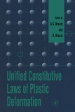 Unified Plastic Constitutive Laws of Deformation