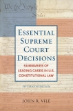 Essential Supreme Court Decisions