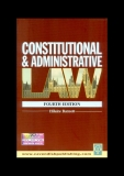 Sách CONSTITUTIONAL AND ADMINISTRATIVE LAW Fourth Edition