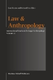LAW & ANTHROPOLOGY International Yearbook for Legal Anthropology Volume 12