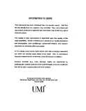 """Research """" TWO ESSAYS IN INTERNATIONAL ECONOMICS: AN EMPIRICAL APPROACH TO PURCHASING POWER PARITY AND THE MONETARY MODEL OF EXCHANGE RATE DETERMINATION  """""""