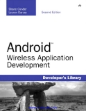 Android  Wireless Application Development Second Edition