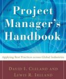 Project Management Handbook Version 1.1 - July 2006