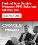 Primavera®  P6™  Project Management Reference Manual