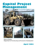 Capital Project Management - State of Alaska Department of Community and Economic Development 2001