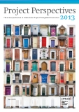 The annual publication of International Project Management Association 2013