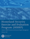 HSEEP Overview and Exercise   Program Management