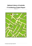 National Library of Australia  IT Architecture Project Report