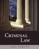 CRIMINAL LAW Tenth Edition