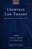 Criminal Law Theory: Doctrines of the General Part