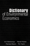 Dictionary of Environmental Economics