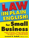 The Law ( In Plan English) for Small Business