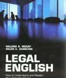 Legal English: How to understand and master the language of law
