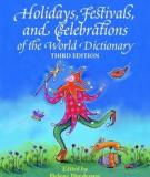 Holidays, Feivals, and Celebrations of eWorld Dictionary