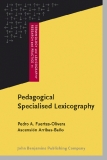 Pedagogical   Specialised Lexicography