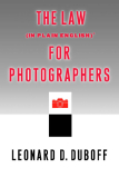 The Law ( In Pland English) for Photographers