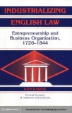 Industrializing English Law