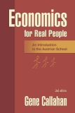 Economics for Real People - by  Gene Callahan