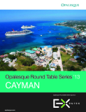 Opalesque Round Table Series ' 13 CAYMAN