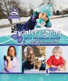 MSCR Winter & Spring 2013  Program Guide Index