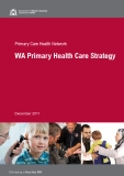 Primary Care Health Network WA Primary Health Care Strategy