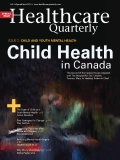 CHILD AND YOUTH MENTAL HEALTH - CHILD HEALTH IN CANADA