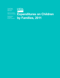 Expenditures on Children  by Families, 2011