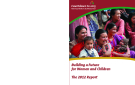 Building a Future for Women and Children The 2012 Report