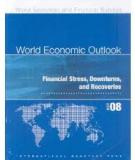 World Economic outlook - Financial Stress, Downturns and Recoveries
