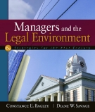 Managers and the Legal envỉoment