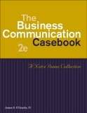 The Business Communication Casebook