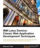 IBM Lotus Domino: Classic Web Application Development Techniques