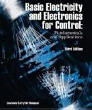 BASIC ELECTRICITY AND ELECTRONICS FOR CONTROL FUNDAMENTALS AND APPLICATIONS