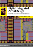 Digital Integrated Circuit Design