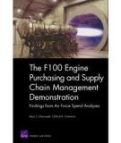 The F100 Engine Purchasing And Supply Chain Management Demonstration