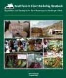 """THE HANDBOOK OF REGULATIONS FOR  DIRECT FARM MARKETING    """"THE GREEN BOOK"""""""
